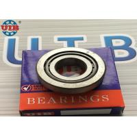 Quality 5600rmp P0 Taper Steel Roller Bearing , Chrome Steel GCR15 High Precision Bearings for sale