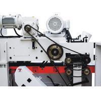 Working Width 630mm Double Side Planer Attached Flat Knife Shaft Feeding Frequency
