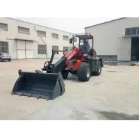 Chinese 6T Heavy duty Large Wheel Loader For Sale Manufactures