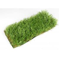 Soft Polypropylene Playground Artificial Grass For Residence / Garden dtex11500 35mm Manufactures