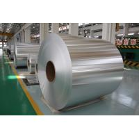 AA8011 Stock High Formability Mill Finish Aluminum Sheet Custom Size For PP Caps Manufactures