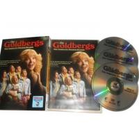 Movie DVD Box Sets The Goldbergs Season 4 Kids & Family Captioned Closed CC Manufactures
