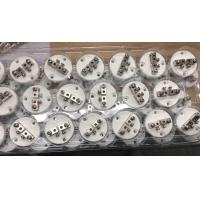 N - 2P - C Thermocouple Components Ceramic Terminal Block For Thermocouple Accessories Manufactures