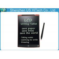 China ABS Frame Magnetic LCD Writing Board 8.5 Inch With Several Colors OEM / ODM on sale
