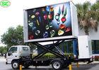 Advertising 3G Controller SMD P5 Outdoor HD Truck LED Display WIFI 3G USB Control System Manufactures