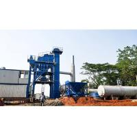 Professional Bitumen Mixing Plant  Modular Design 40TPH To 320TPH for sale