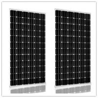 340 Watt High Output Solar Panels Light Transmittance Improvement Above 3% Manufactures