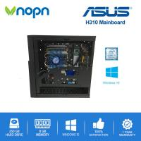 Desktop Computer H310 I5 8400 8G RAM 256G SSD M.2 Factory with Very Good Price Shenzhen China factory desktop pc Manufactures