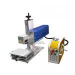 Mini Glasses Lens Marking Machine Co2 RF Laser Marking Machine 30W Manufactures