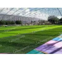 50 MM Thinck Artificial Grass Underlay For Golf Field Rubber Carpet