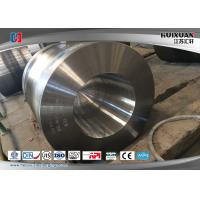 China Heat Treatment Stainless Steel Forging Large Diameter Hydraulic Oil Cylinder on sale