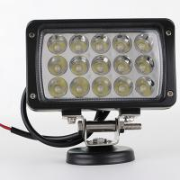 45W CREE LED Truck Lights For Tractor Trucks Off road Jeep
