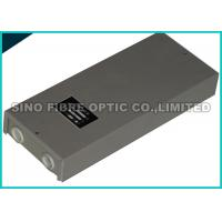 Pole Mounted Fiber Optic Termination Box 24A , 24 Ports ST Rack Mount Patch Panel Manufactures