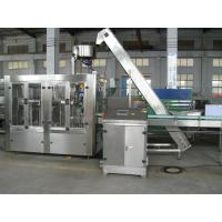 Electric PET Bottled Water Filling Machine With Reasonable Structure Manufactures