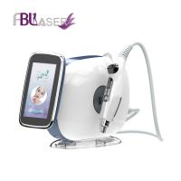 Face Wrinkle Removal Noneedle Mesotherapy RF Skin Tightening Beauty Salon Device Manufactures