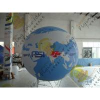 Bespoke Durable helium giant inflatable balloon, 0.18mm PVC Advertising Helium Balloons for event, outdoor advertising Manufactures