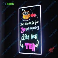 led shining message board Manufactures