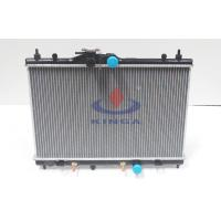 Aluminum racing radiator For Nissan Radiator In TIIDA ' 2004 , OEM 21460-ED500 Manufactures
