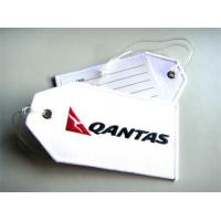 Qantas Luggage Tag Flight Crew Virgin Australia Airlines Vinyl Attachment Loop And Address Card Included Manufactures