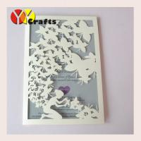 Beautiful sweet 16 Birthday Invitations Laser Cut Invitation Card