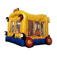 Kids Inflatable Jumping Castle Bouncer Fireproof , Commercial Manufactures