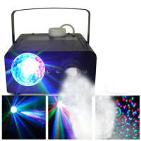 Portable Fog Machine Mist Smoke Maker With RGB LED Crystal Ball For Disco X-02 Manufactures