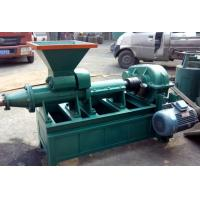 China Wheat Straw Mechanism Wood Biomass Briquette Making Machine Price on sale