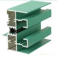 6005 T5 Aluminum Window Extrusion Profiles Manufactures
