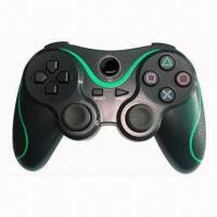 Wireless Gamepad/Controller with 12 Analog Buttons and Special Turbo Feature Manufactures