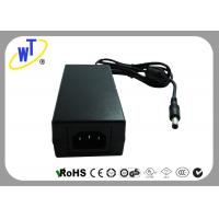 60W Desktop DC Power Supply with 1.5M Cable / 5.5 * 2.1mm Connection Manufactures