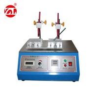 Japanese Precision Transmission Parts Alcohol Eraser Abrasion Tester Manufactures