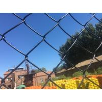 chain link fence with cheap price/diamond wire mesh Manufactures
