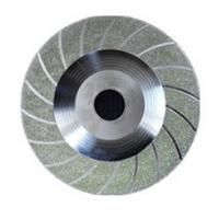 China Durable Diamond Cup Wheel , Electroplated Diamond Grinding Wheels For Steel Metal Cast Iron on sale