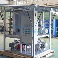 Chongqing Manufacturer Transformer Oil Filtration Plant with Cover Manufactures