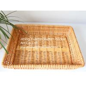 China wicker storage basket wicker fruit basket wicker bread basket willow fruit basket willow bread basket Christmas basket on sale