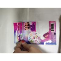 Colorful OPP Card Head Bag Custom Logo High Reliability With SGS Certification Manufactures
