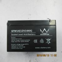 120 AH Gel Cell Motorcycle Battery / Sulfuric Lead Acid Storage Battery Manufactures