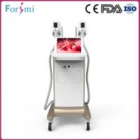 Best multi-function 2 handles new technology 3 minutes heating then cooling cryolipolysis reviews treatment with ODM OEM Manufactures