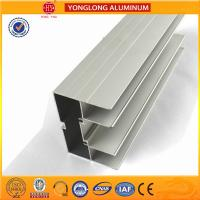 Large Hardness Standard Aluminum Extrusion Profiles For Building / Production Line Manufactures