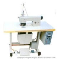 China Non-woven fabric equipment ultrasonic lace machine   size: customize   material: iron  colour: can be choosed on sale