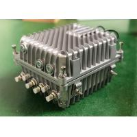 China Field Large Level FTTH CATV Optical Receiver Low Optical Power Receiving on sale