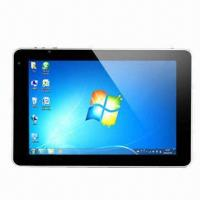 Tablet PC with Windows 8 Operating System and 10.1 Capacitive Touchscreen Manufactures