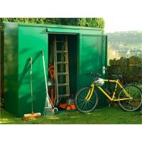 6x4ft hot dipped metal shed Manufactures