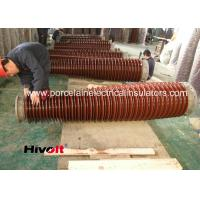 230KV High Tension Hollow Core Insulators OEM / ODM Available Manufactures