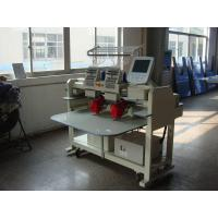 New Type Two Heads Cap Embroidery Machine For Sale Manufactures