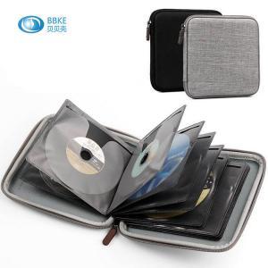 China Mini EVA Tool Case / Hard Shell Water - Proof Car CD Storage Bag on sale