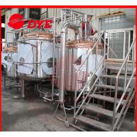 10BBL Industrial Beer Brewing Equipment For Bar , Craft Distillery Equipment Manufactures