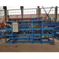 Buy cheap Double Metal Sandwich Panel Roll Forming Machine Line 0-5m/Min from wholesalers