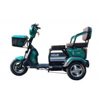 60V 800W Hub Motor Three Wheeler Cargo Lead - Acid Battery 6-8 Hours Charge Time Manufactures