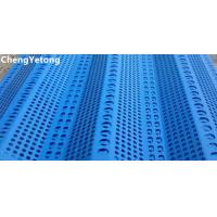 Work Shed Galvanised Corrugated Roofing Sheets Width 700-1600MM With SMP Coating Manufactures